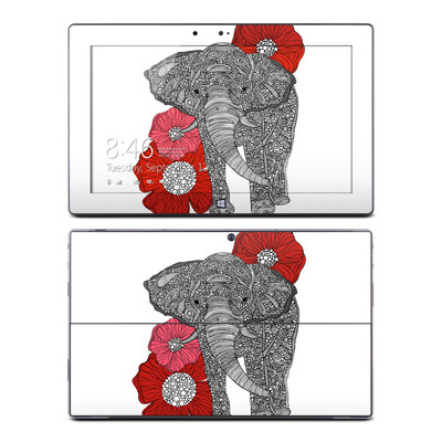 Microsoft Surface RT Skin - The Elephant