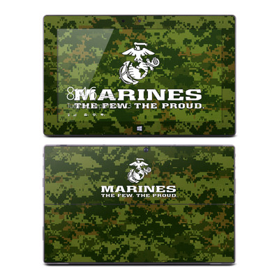 Microsoft Surface RT Skin - USMC Camo