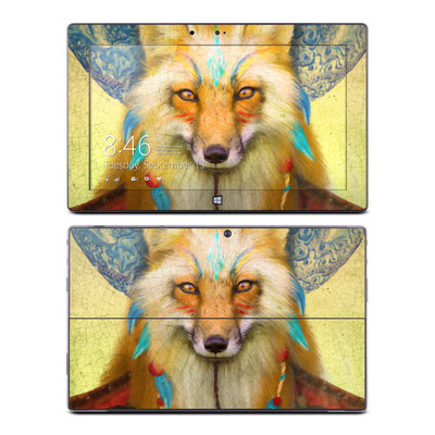 Microsoft Surface RT Skin - Wise Fox