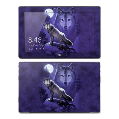 Microsoft Surface RT Skin - Wolf
