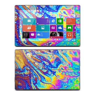 Microsoft Surface RT Skin - World of Soap