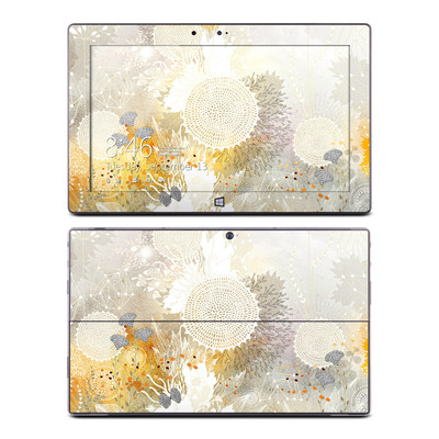 Microsoft Surface RT Skin - White Velvet