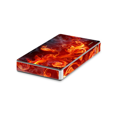 Mophie Juice Pack Powerstation Skin - Flower Of Fire