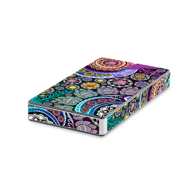 Mophie Juice Pack Powerstation Skin - Mehndi Garden