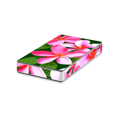 Mophie Juice Pack Powerstation Skin - Pink Plumerias