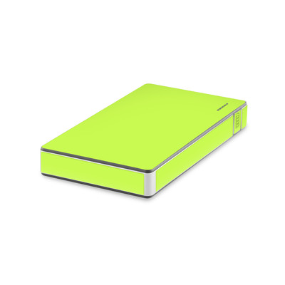 Mophie Juice Pack Powerstation Skin - Solid State Lime