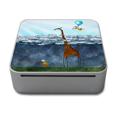 Mac Mini Skin - Above The Clouds