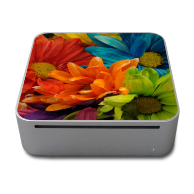 Mac Mini Skin - Colours