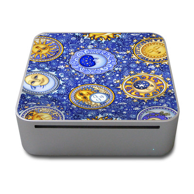 Mac Mini Skin - Heavenly