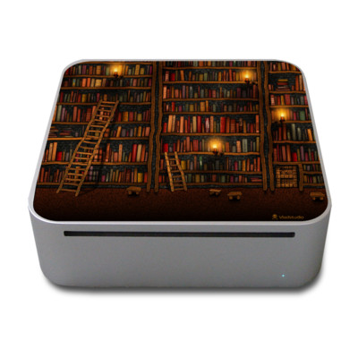 Mac Mini Skin - Library
