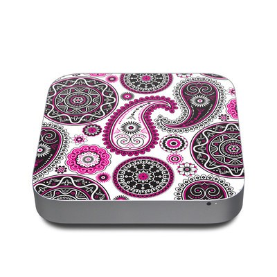 Mac Mini 2011 Skin - Boho Girl Paisley