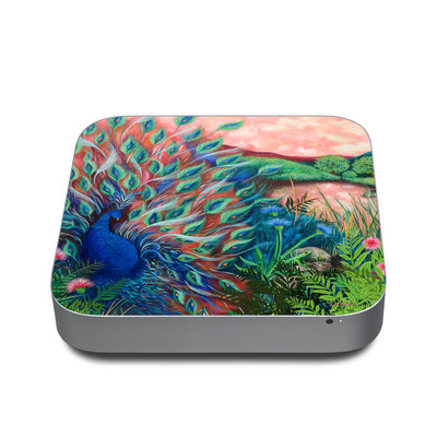 Mac Mini 2011 Skin - Coral Peacock