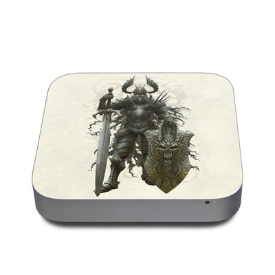 Mac Mini 2011 Skin - Dark Knight