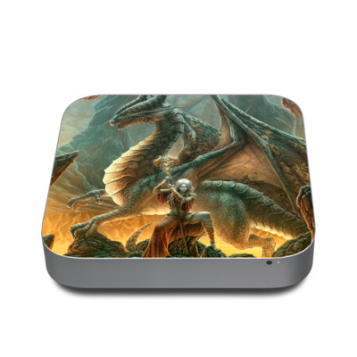 Mac Mini 2011 Skin - Dragon Mage