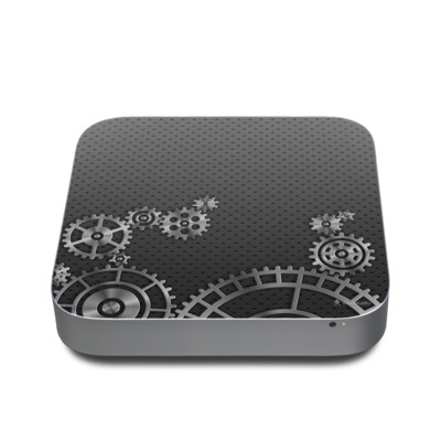 Mac Mini 2011 Skin - Gear Wheel