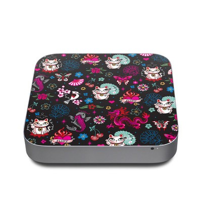 Mac Mini 2011 Skin - Geisha Kitty