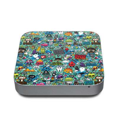 Mac Mini 2011 Skin - Jewel Thief