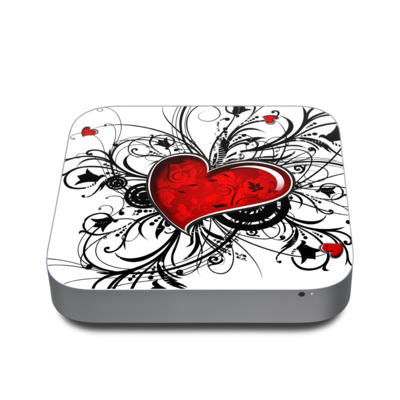 Mac Mini 2011 Skin - My Heart