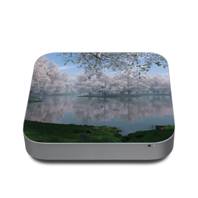 Mac Mini 2011 Skin - Sakura