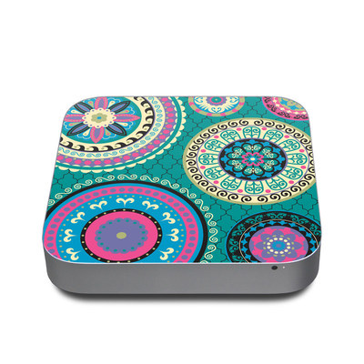 Mac Mini 2011 Skin - Silk Road