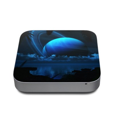 Mac Mini 2011 Skin - Tropical Moon