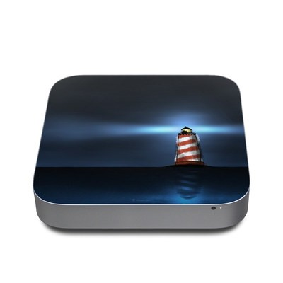 Mac Mini 2011 Skin - Two And The Lighthouse
