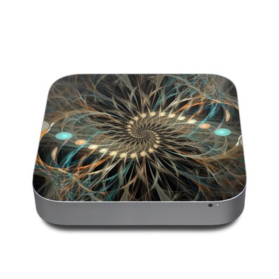 Mac Mini 2011 Skin - Vortex
