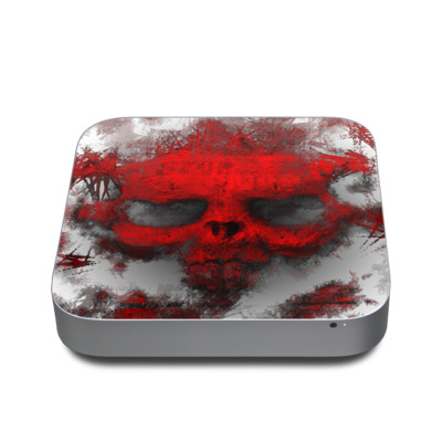 Mac Mini 2011 Skin - War Light