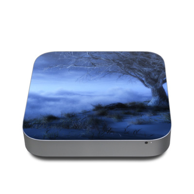 Mac Mini 2011 Skin - World's Edge Winter