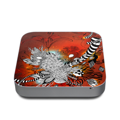 Mac Mini 2011 Skin - Wild Lilly
