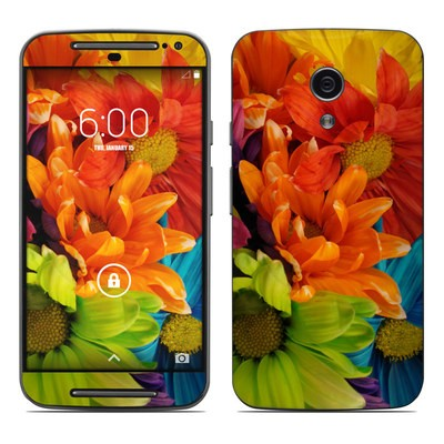 Motorola Moto G Second Gen Skin - Colours