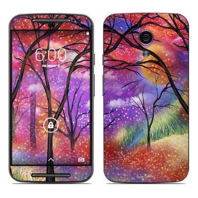Motorola Moto G Second Gen Skin - Moon Meadow