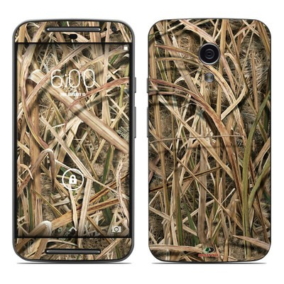 Motorola Moto G Second Gen Skin - Shadow Grass Blades