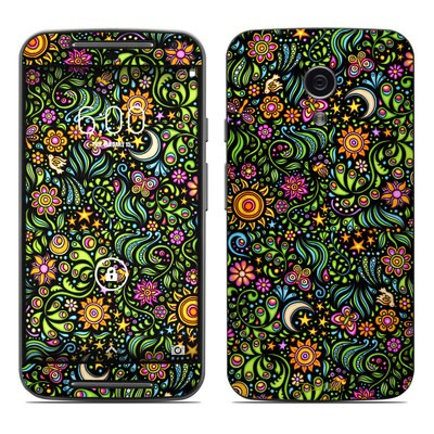 Motorola Moto G Second Gen Skin - Nature Ditzy