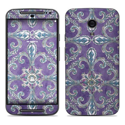 Motorola Moto G Second Gen Skin - Royal Crown