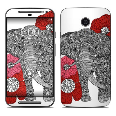 Motorola Moto G Second Gen Skin - The Elephant