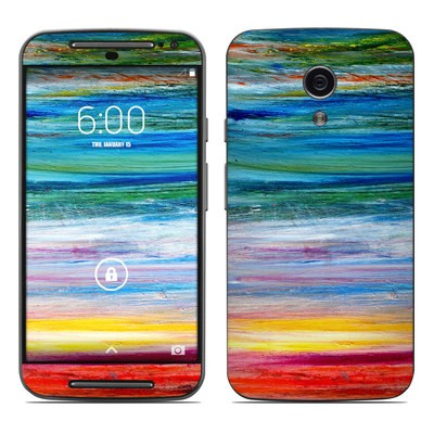 Motorola Moto G Second Gen Skin - Waterfall