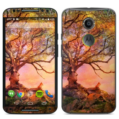 Motorola Moto X 2014 Skin - Fox Sunset