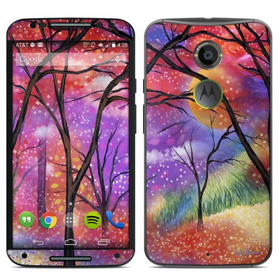 Motorola Moto X 2014 Skin - Moon Meadow