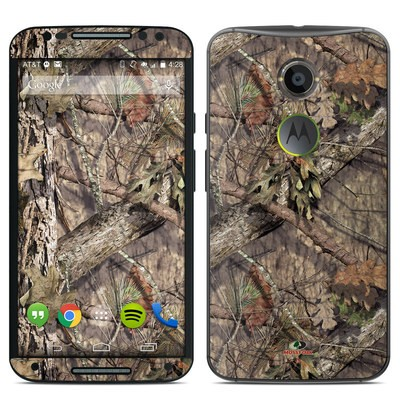 Motorola Moto X 2014 Skin - Break-Up Country