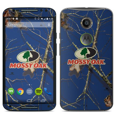 Motorola Moto X 2014 Skin - Break-Up Lifestyles Open Water