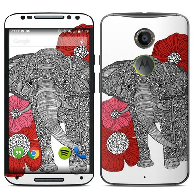 Motorola Moto X 2014 Skin - The Elephant