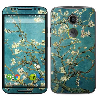 Motorola Moto X 2014 Skin - Blossoming Almond Tree