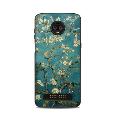 Motorola Moto Z3 Skin - Blossoming Almond Tree