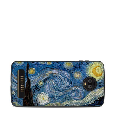 Motorola Moto Z3 Skin - Starry Night