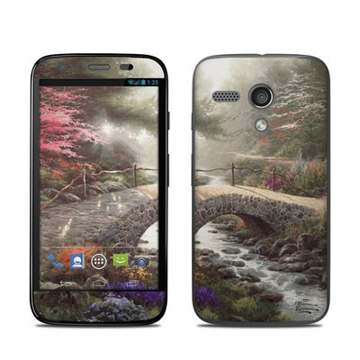 Motorola Moto G Skin - Bridge of Faith