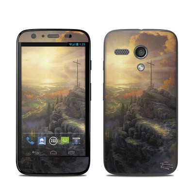 Motorola Moto G Skin - The Cross
