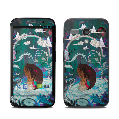 Motorola Moto G Skin - Distraction