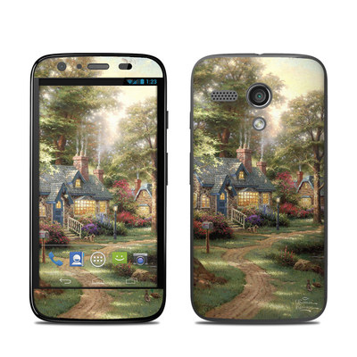 Motorola Moto G Skin - Hometown Lake