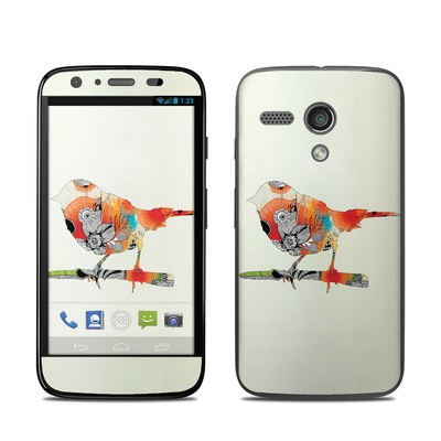Motorola Moto G Skin - Little Bird